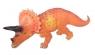 Dinozaury malowane - Triceratops