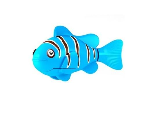 Robofish Rybka 2 Koralowce i Zamek niebieska