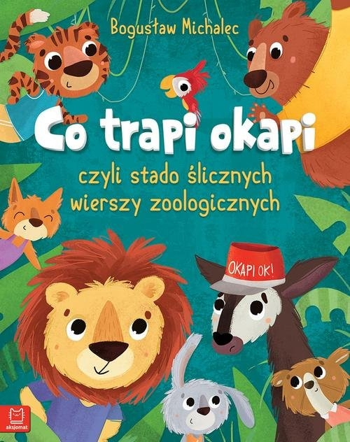 Co trapi okapi Michalec Bogusław