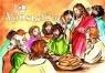 12 apostołów - malowanka dla dzieci