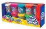 Masa Fun Dough 10 kolorów (34302PTR)