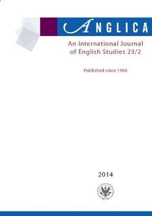 Anglica An International Journal of English Studies 23/2