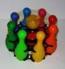 Kręgle mini w koszyku (KMNK 5302)