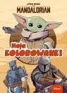 Moje kolorowanki. Star Wars The Mandalorian praca zbiorowa