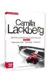 Księżniczka z lodu / Kaznodzieja / Kamieniarz  (Audiobook) Pakiet Lackberg Camilla