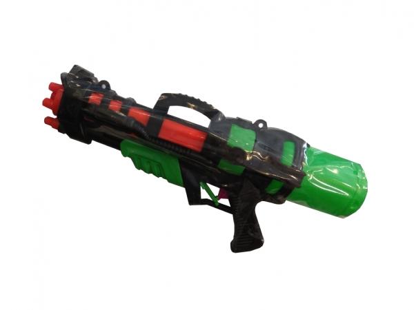 Pistolet na wodę - czarno-zielony (FD015995)