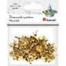Dzwoneczki metalowe złote (307938)