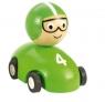 Odlotowe Wyścigówki zielony