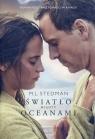 Światło między oceanami (okładka filmowa) Stedman M.L.