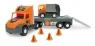 Super Tech Truck - Laweta ze śmieciarką