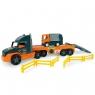 Super Tech Truck laweta ze śmieciarką mix (36730)Wiek: 3+