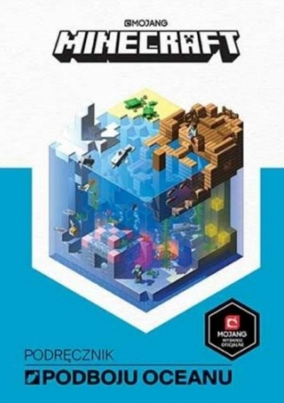 Minecraft. Podręcznik podboju oceanu Stephanie Milton