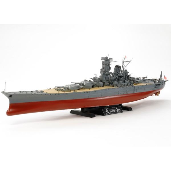 TAMIYA Japanese Battleship Yamato (78030)