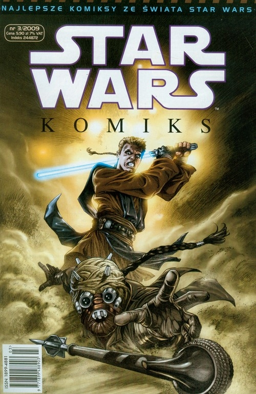 Star Wars Komiks Nr 3/2009