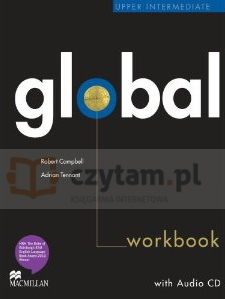 Global Upper-Intermediate WB without Key +CD Robert Campbell, Adrian Tennant