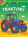 Traktory Kolorowanka