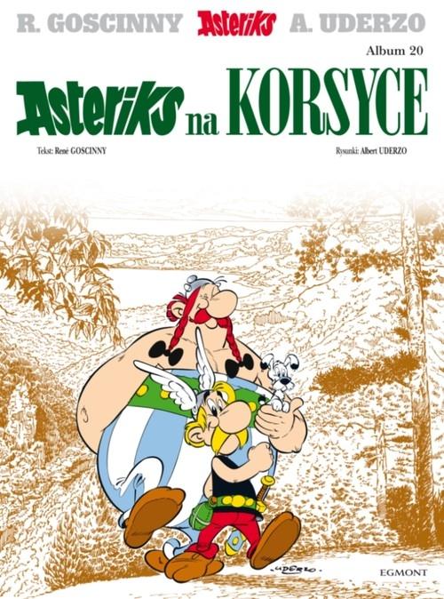 Asteriks na Korsyce Tom 20 Goscinny Rene
