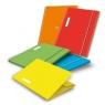 Teczka kartonowa z gumką B4 Pigna Lux mix kolorów