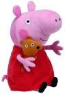 Maskotka Beanie Babies Świnka Peppa - Peppa 28 cm (TY 96230)