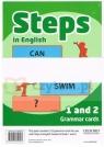 Steps in English 1-2 Grammar Cards (PL)