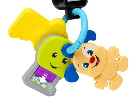 Śmiej się i ucz - Podróżne kluczyki (GRF15)