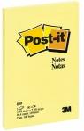 Bloczek samoprzylepny Post-it 102x152mm.100k żółty (659) 3M-FT51001061