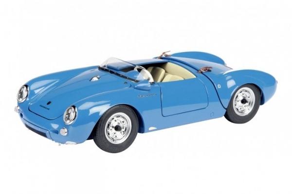 Porsche 550 Spyder (blue)
