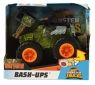 Hot Wheels: Monster Trucks Bush Ups - Pojazd z Kraksą Bone Shaker (GCF94/GDR83)