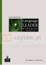 Language Leader Pre-Int WB z CD no key