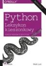 Python Leksykon kieszonkowy