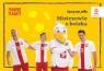 PZPN Mistrzowie z boiska Piłkarskie plakaty do kolorowania