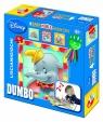 Puzzle dwustronne Dumbo 4 obrazki (304-33553)