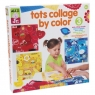 Alex Jr Tots Collage by Color Wiek: 18m+