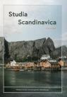 Studia Scandynavica 1 (21) / 2017