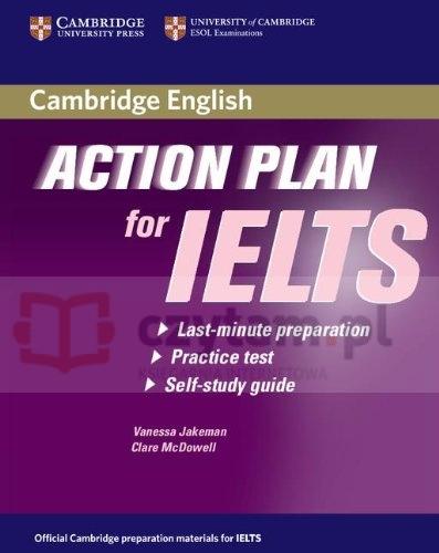 Action Plan IELTS Acad Module SS SB Vanessa Jakeman, Clare McDowell