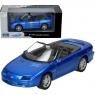 WELLY Chevrolet Camaro 1995, niebieski (WE29385)