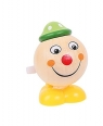 Podskakujący klaun żółty
