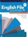 English File. Język angielski. Pre-Intermediate Multipack A + online practice. praca zbiorowa