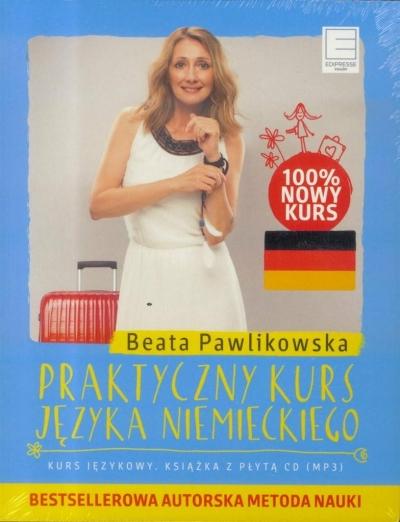 Praktyczny kurs języka niemieckiego (książka + CD) Beata Pawlikowska