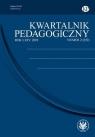 Kwartalnik Pedagogiczny 3/2019