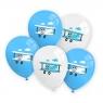 Balony samolociki  op=5szt. /0173/