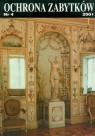 Ochrona zabytków 2001 Nr 4