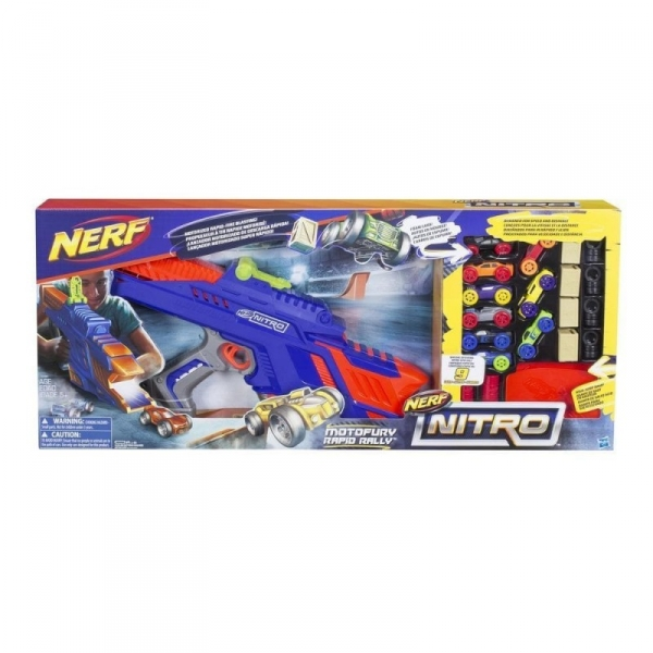 NERF Nitro Motofury rapid rally (C0787EU40)