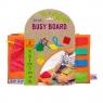 Busy Board - gra edukacyjna, 2 panele (RZ1001-02) Wiek: 3+
