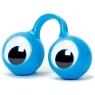 Oczy na palce pacynka niebieska (16731)