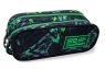 Coolpack - Clever - Saszetka podwójna  -  Electric  Green (B65099)