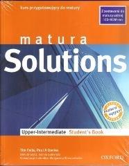 Matura Solutions Upper-Intermediate ORAL PK(CD) Tim Falla, Paul A Davies
