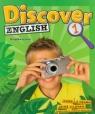 Discover English 1. Książka ucznia