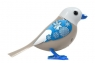 DigiBirds z ramką Snowflake