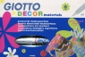 Giotto Decor materials Flamastry 6 sztuk